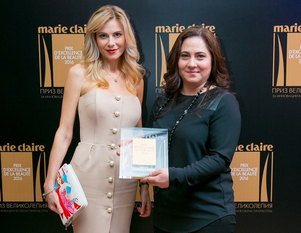 Фото №3 - Marie Claire вручил премию в области красоты Prix d'Excellence de la Beauté 2016