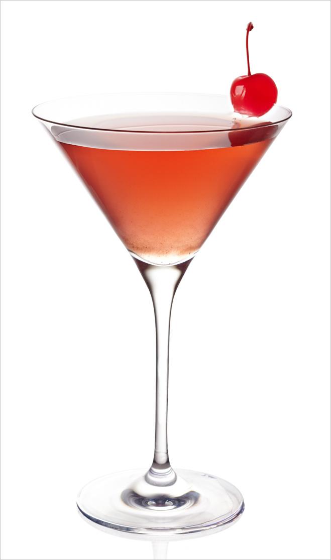 Коктейль Розовое искушение