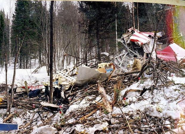 Фото №4 - 10 самых невероятных авиакатастроф в истории