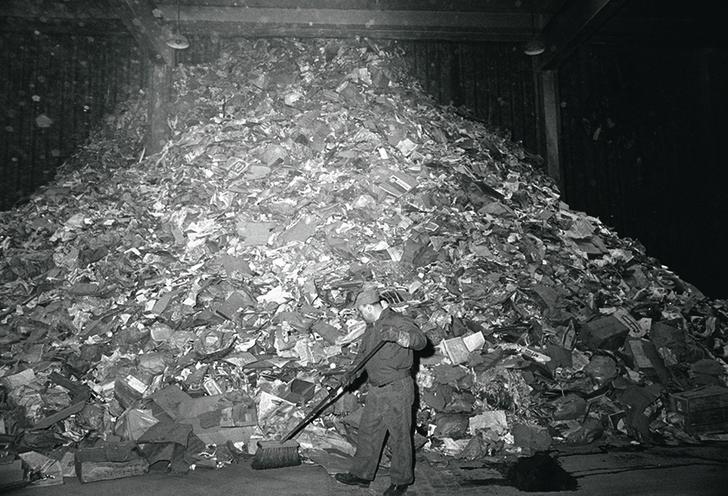 Фото №3 - Легализация отходов: краткая история мусора от древности до наших дней