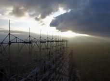 Смотри, вроде легендарная чернобыльская «Дуга» выглядит от воздуха. Не слышал в рассуждении ней? Заходи, знакомься!
