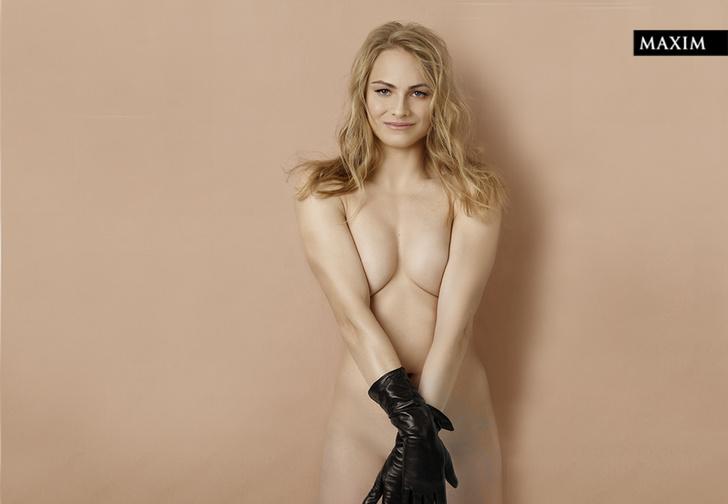 Фото №1 - Неудержимая! Победная фотосессия Светланы Лебедевой для журнала MAXIM!