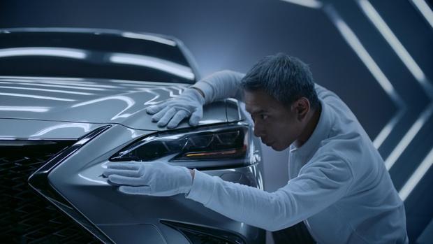Фото №2 - Искусственный интеллект создал захватывющий сюжет для видео Lexus