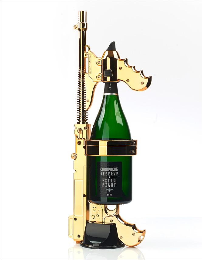 Ружье для шампанского The Champagne Gun