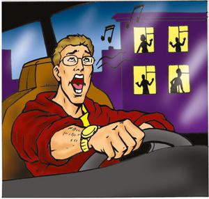 Фото №3 - Как не заснуть за рулем: советы дальнобойщика с 16-летним стажем