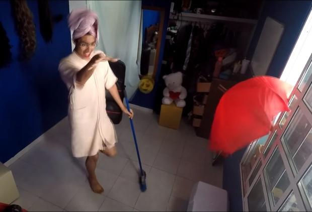 Фото №1 - В Интернете набирает обороты «Матильда-челлендж», магический и забавный! (видео)