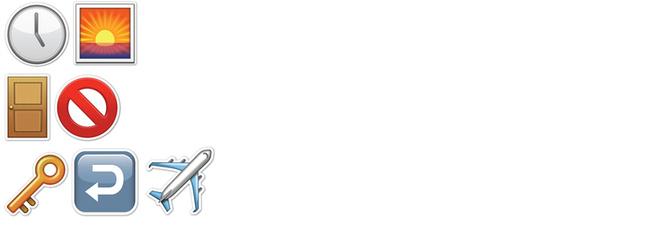 Рисунок смайликами эмодзи