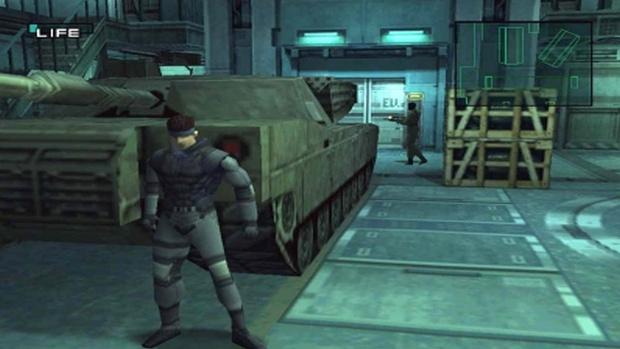 Фото №4 - Краткая история видеоигр на примере культовой серии Metal Gear Solid