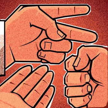 Фото №21 - Твоя взяла! Как побеждать: набирже / напьянке / впокер / насветофоре / напереговорах