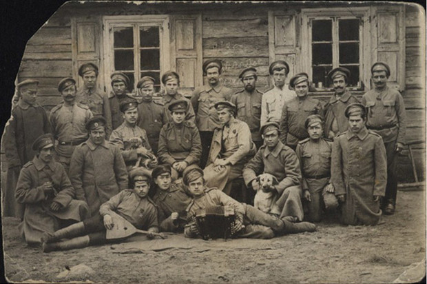 Фото №10 - Забытые подвиги Первой мировой войны, в которые сейчас сложно поверить
