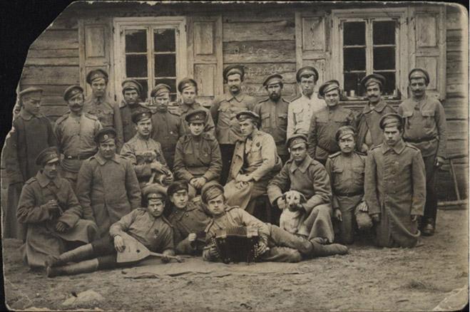 Фото №8 - Забытые подвиги Первой мировой войны, в которые сейчас сложно поверить