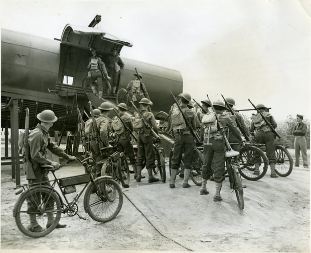 Фото №41 - Непридуманная история велосипедных войск