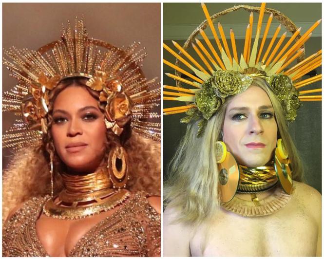 американский актер знатно троллит знаменитостей мастеря нелепые модные