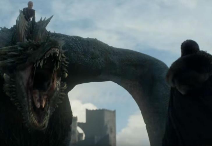 Фото №1 - Мертвые идут! Трейлер пятой серии «Игры престолов»