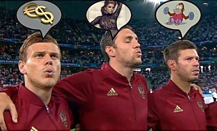 Фото №12 - Лучшие шутки о поражении наших футболистов. Часть 3