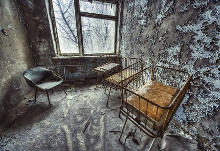Чернобыль сегодня: 13 самых свежих, еще пахнущих радиацией, фотографий