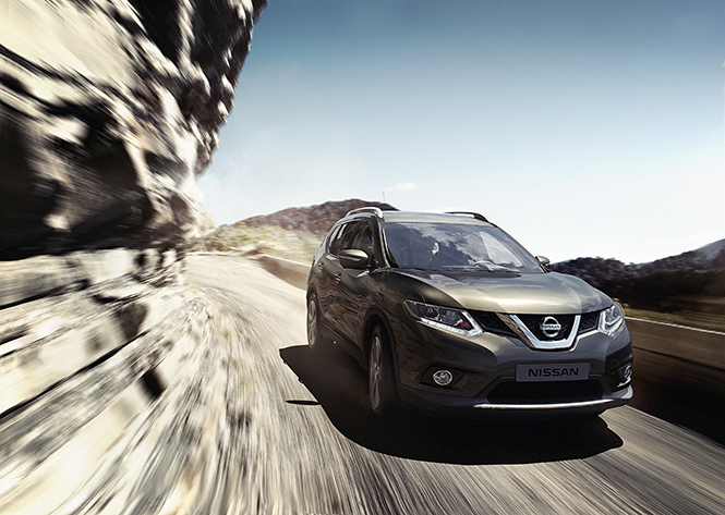 Фото №1 - Всё, что ты должен знать о новом Nissan X-Trail