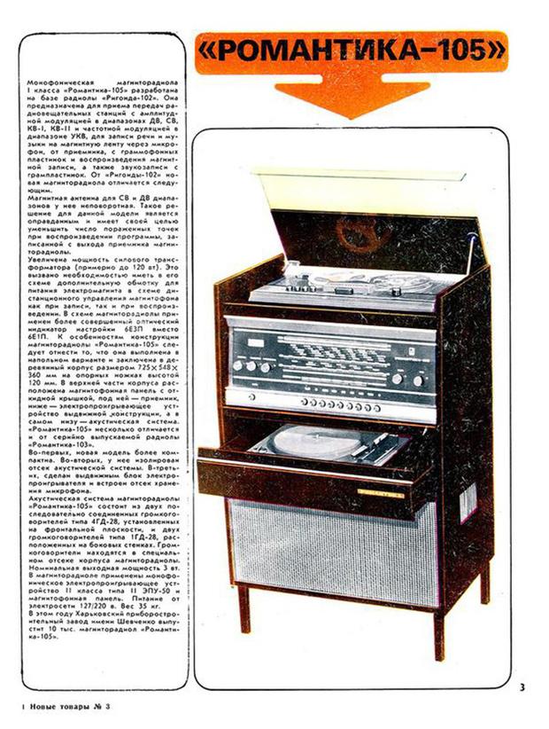 Фото №60 - Советская реклама гаджетов