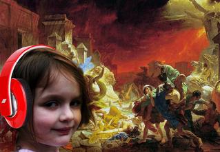 Твой плейлист для апокалипсиса: эксперименты с замедлением музыки