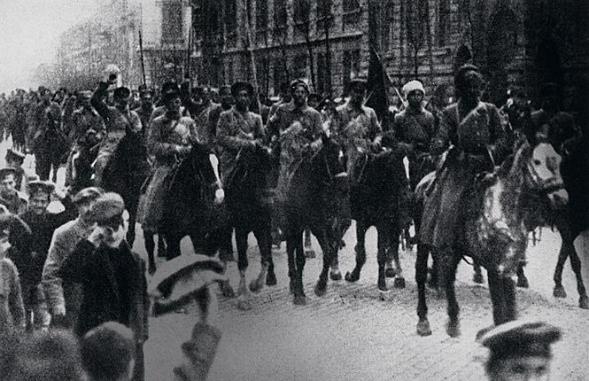 После революции