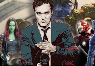 Тарантино назвал свой любимый фильм Marvel