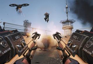 Дежурство экзоскелетов. 5 причин ждать выхода новой игры Call of Duty: Advanced Warfare