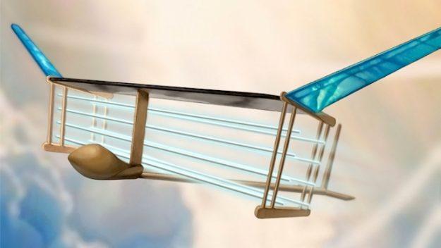 Фото №1 - Полет первого самолёта на ионном ветре (видео)