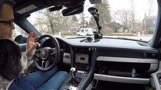 Новые Porsche работают на Windows Me (ВИДЕО)