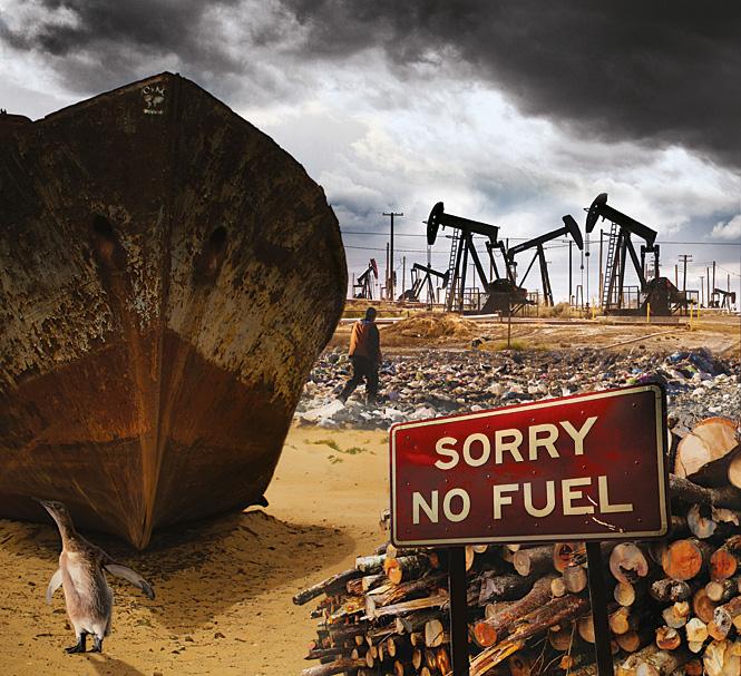 Фото №1 - Ресурс воскрес! Почему учеловечества пока мало шансов разбазарить нашу планету