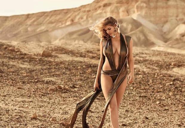 Фото №1 - Кейт Аптон признана самой соблазнительной девушкой года по версии американского MAXIM