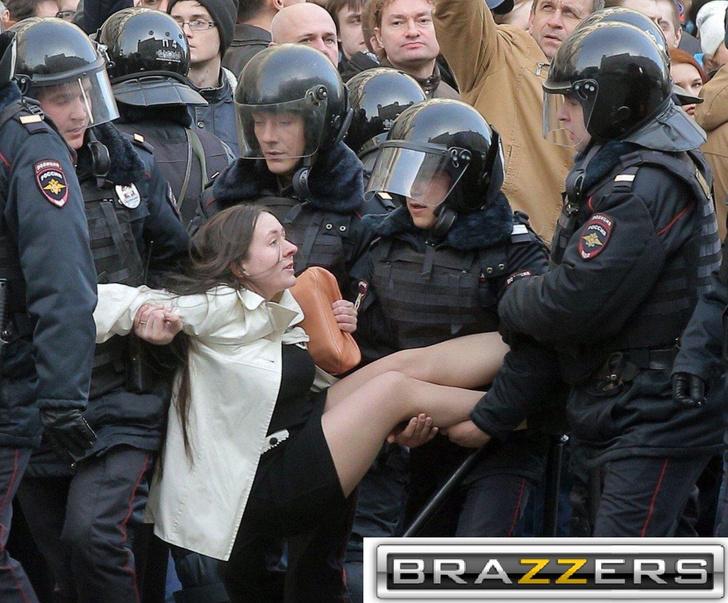 Фото №1 - Избранные шутки об антикоррупционном митинге