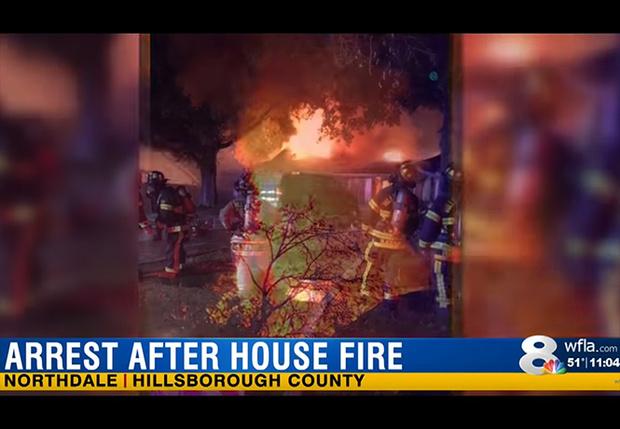 Фото №1 - Гитарист Cannibal Corpse арестован за вторжение в чужой дом и нападение на полицию после пожара