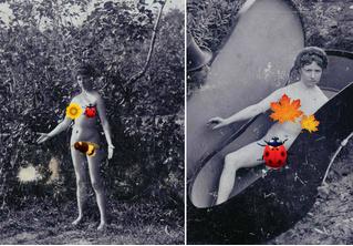 Эротическая фотопостановка рассказа Чехова «Роман с контрабасом»