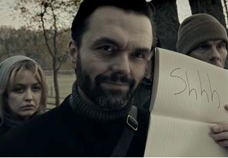 Трейлер хоррора «Молчание» от «Нетфликс». Это опять постапокалипсис про то, что нельзя шуметь