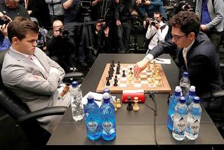 Магнус Карлсен защитил звание чемпиона мира по шахматам