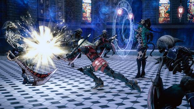 Фото №11 - Чем американские и европейские фэнтези-RPG отличаются от японской Star Ocean: Integrity and Faithlessness