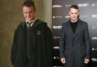 Друг Драко Малфоя из «Гарри Поттера» дерется в смешанных единоборствах!
