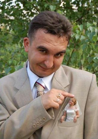 Фото №5 - 12 свадебных фотографий, которые не должны появиться в твоем альбоме!
