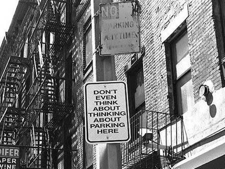 Фото №6 - 10 знаков, запрещающих парковку