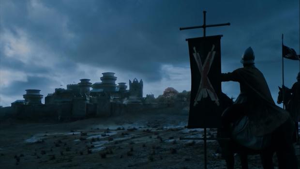 Фото №3 - Самые идиотские киноляпы в шестом сезоне «Игры престолов»