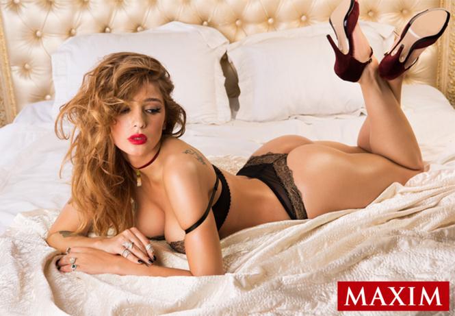 Фото №1 - Настя Ивлеева, Ким Кардашян и другие самые сексуальные женщины недели