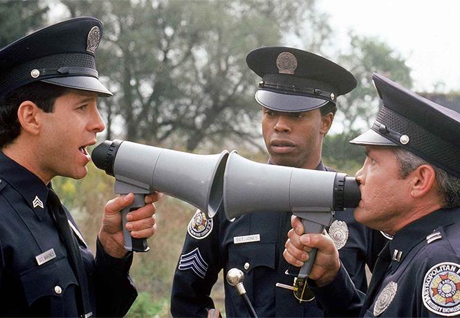 Фото №1 - Новой «Полицейской академии» — быть!