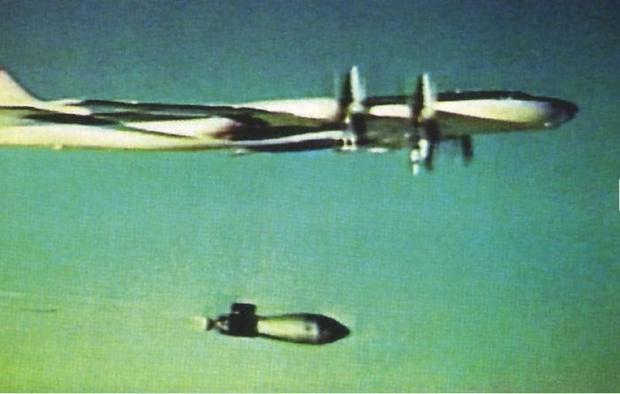 Фото №4 - «Кузькина мать»: история самой мощной ядерной бомбы в истории