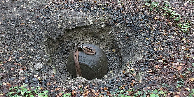 Фото №3 - 4-тонная сферическая хрень для создания искусственного землетрясения
