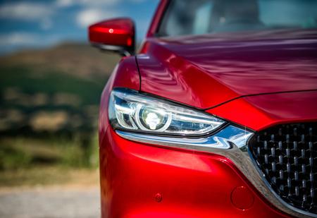 5 причин влюбиться в новую Mazda 6
