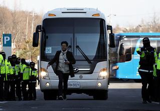Корейцы попросили прощения у гостей Олимпиады, которых бросили в горах