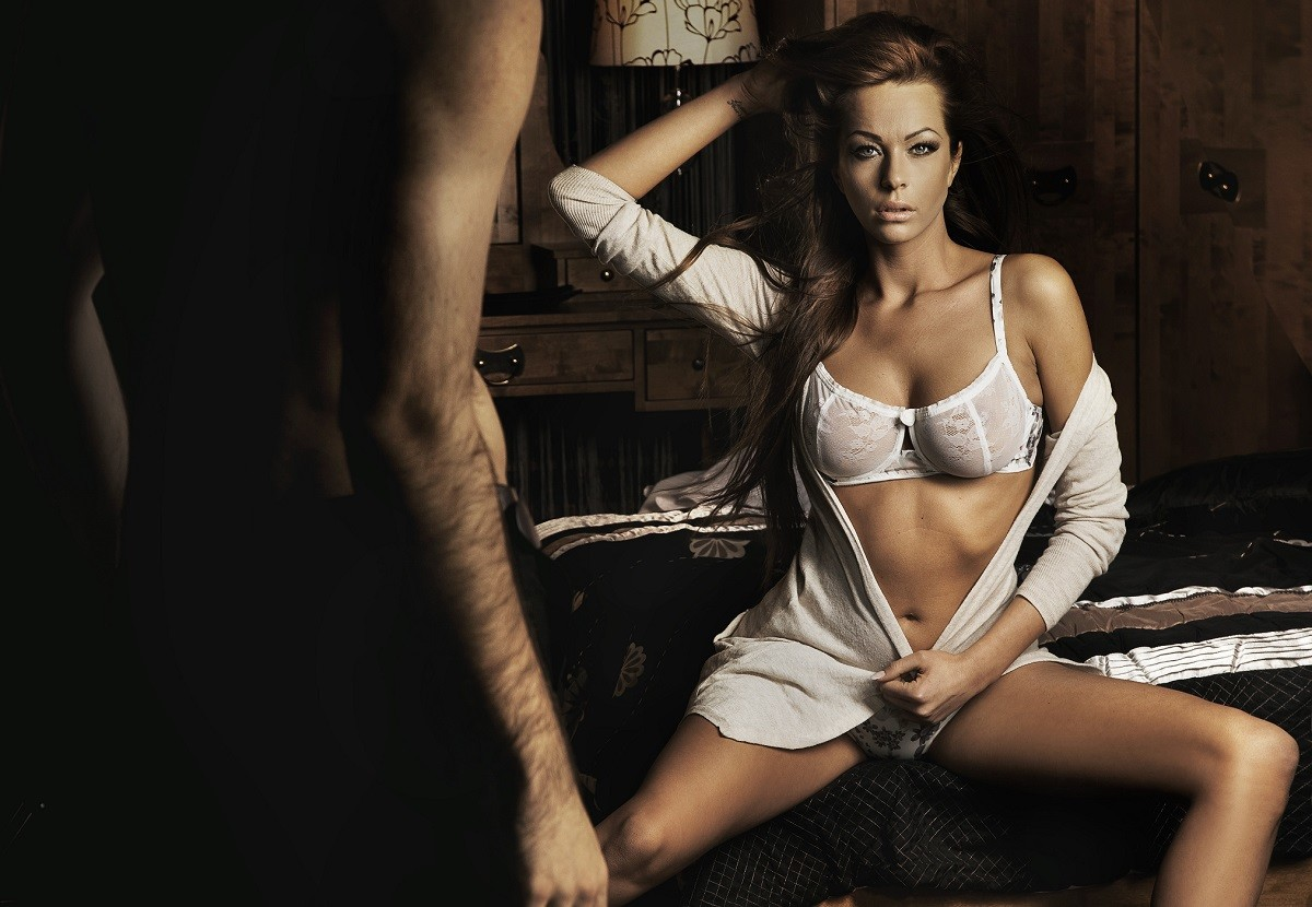 как найти приворот когда сшивают нижнее бельё мужчины и женщины вместе