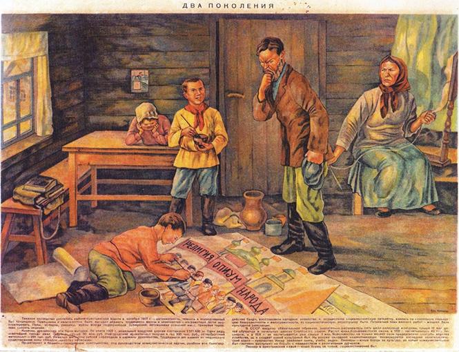 Фото №32 - Советские антирелигиозные плакаты (галерея)