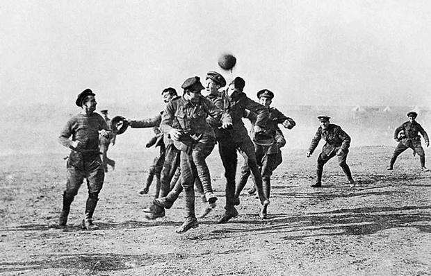 Футбол в нейтральной зоне
