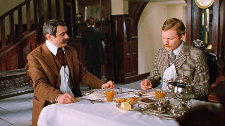 Фото №6 - 11 фактов об 11 сериях «Приключений Шерлока Холмса и доктора Ватсона», сэр